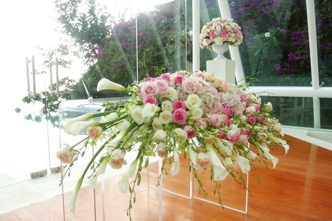 Sweet Pastels by Puri Amanda Flower Boutique - 001