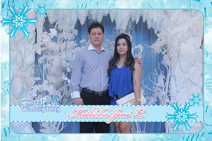 Mellicha Birthday Party by After 5 Photobooth - 015