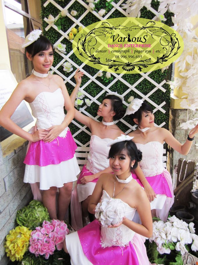 Lina Zadrak Wedding by Various Dance Enterprise - 003