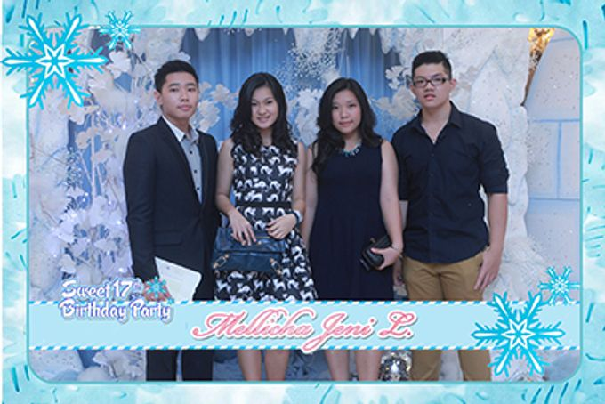Mellicha Birthday Party by After 5 Photobooth - 016