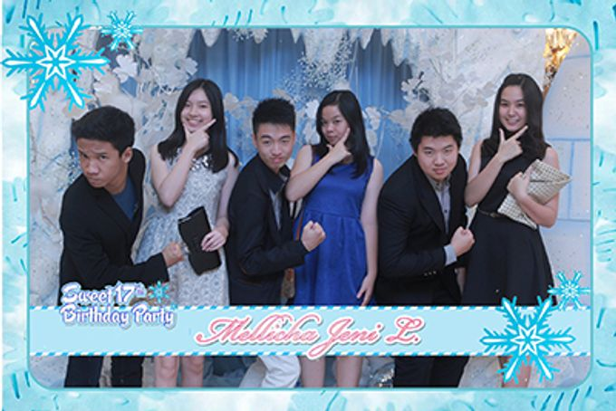 Mellicha Birthday Party by After 5 Photobooth - 017