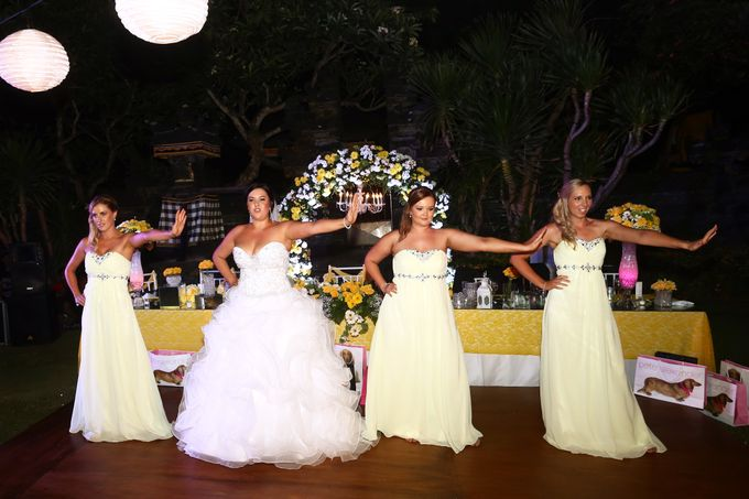 Ash & Tim Wedding at The Westin Bali by The Westin Resort Nusa Dua, Bali - 003