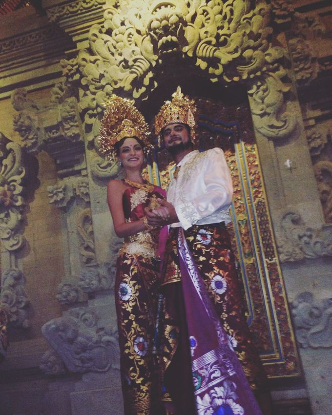 Wedding at the Balinese House by De Umah Bali - 009