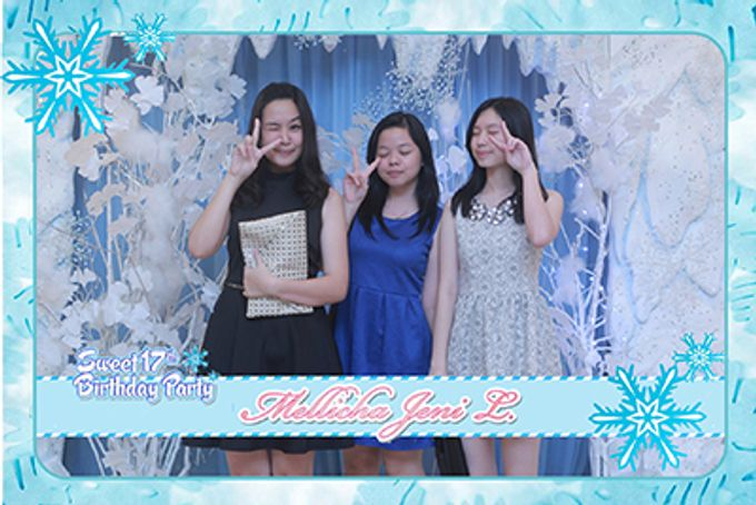 Mellicha Birthday Party by After 5 Photobooth - 020