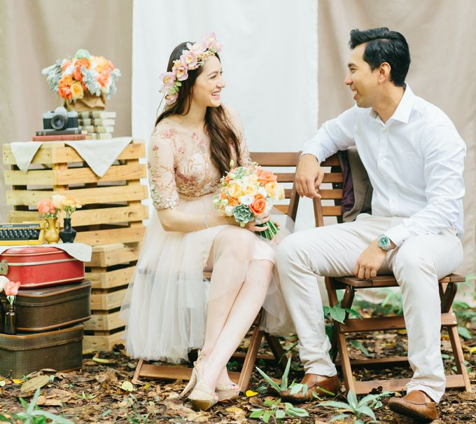 Nadia Annuar & Hafiz by Juding Photography - 007