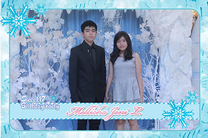 Mellicha Birthday Party by After 5 Photobooth - 022