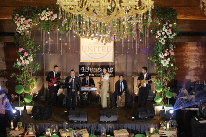 Soft Opening of United Grand Hall by Culture Royale Catering - 020