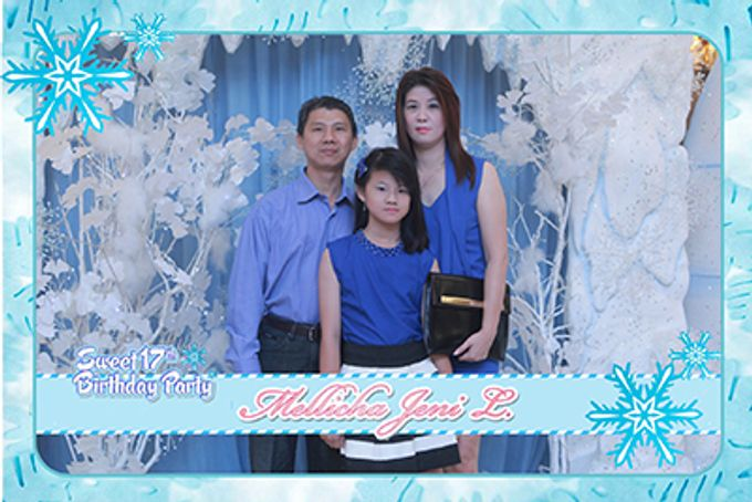 Mellicha Birthday Party by After 5 Photobooth - 024