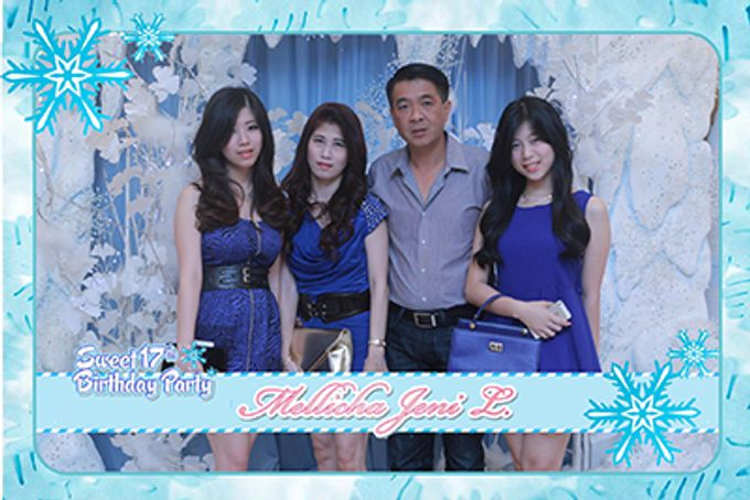 Mellicha Birthday Party by After 5 Photobooth - 025