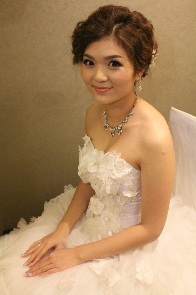 ALLY CHOONG BRIDAL MAKE UP & HAIR STYLING by Ally Choong . Make Over - 009