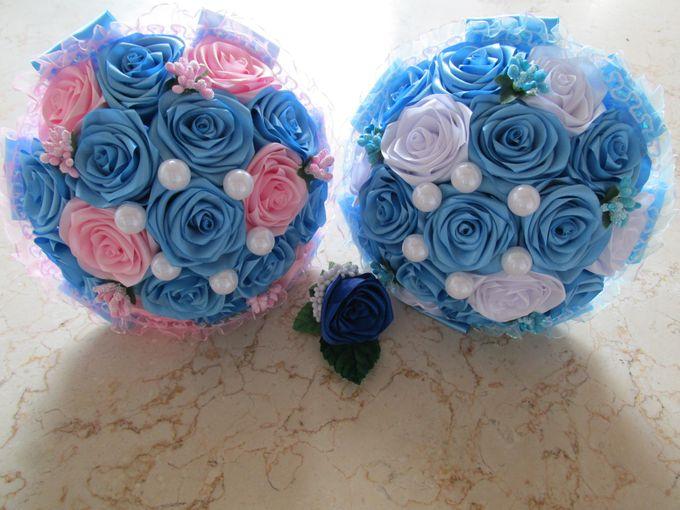 Sky blue theme by Letizia Wedding - 012