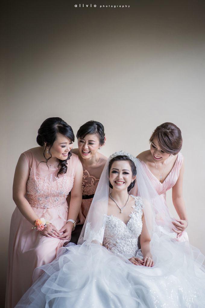 Ferry & Evi Wedding by alivio photography - 015