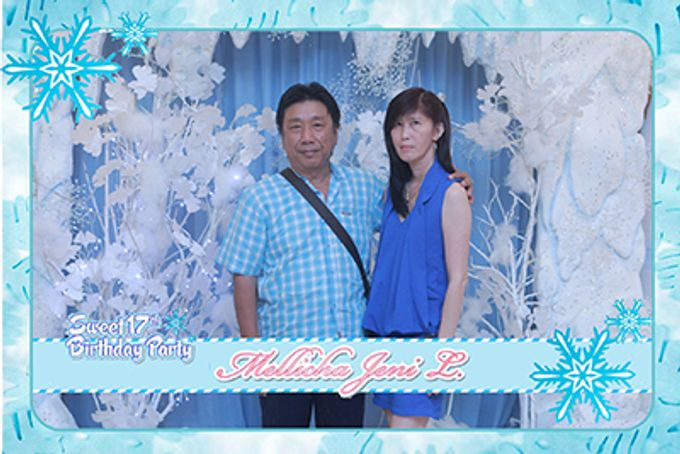 Mellicha Birthday Party by After 5 Photobooth - 026