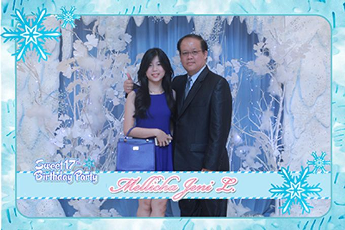 Mellicha Birthday Party by After 5 Photobooth - 027