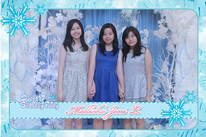 Mellicha Birthday Party by After 5 Photobooth - 028