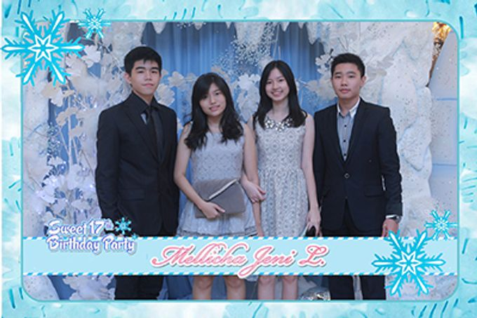 Mellicha Birthday Party by After 5 Photobooth - 029