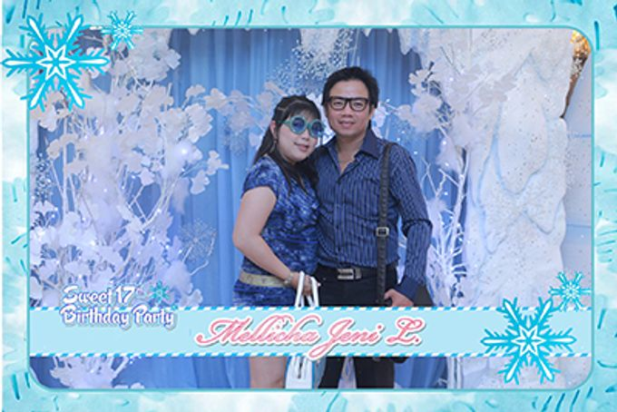 Mellicha Birthday Party by After 5 Photobooth - 032