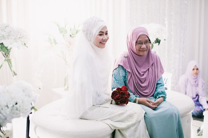 Nina & Alif Solemnization Event by Hanif Fazalul Photography & Cinematography - 005