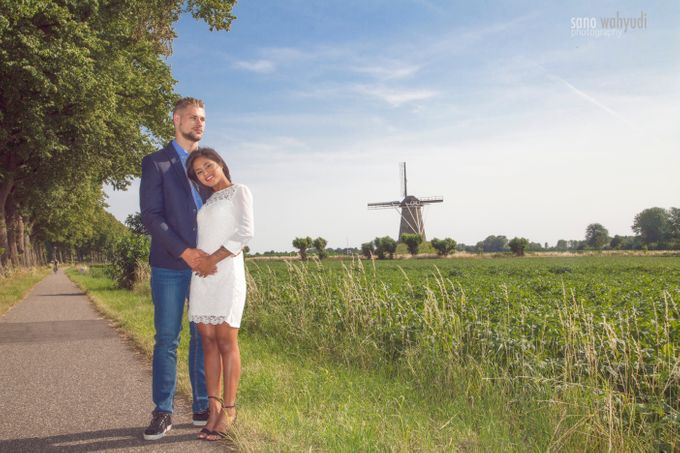 Prewedding Netherlands by Sano Wahyudi Photography - 013