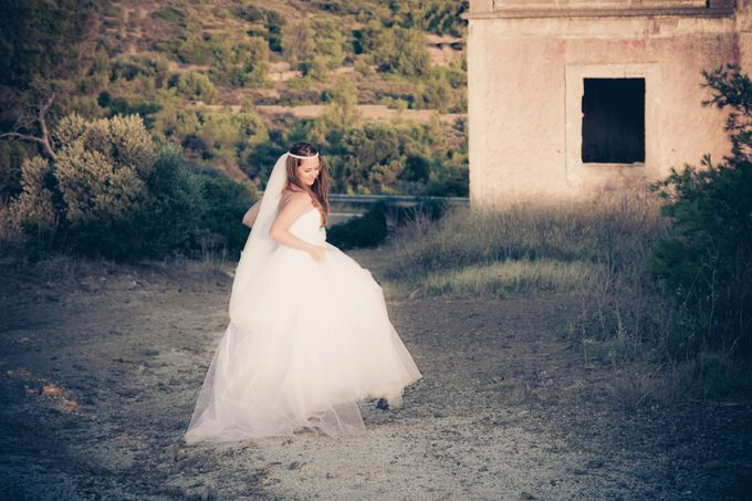 Next day session with the beautiful couple of Nikos & Agapi. by George Ladas Photography - 015