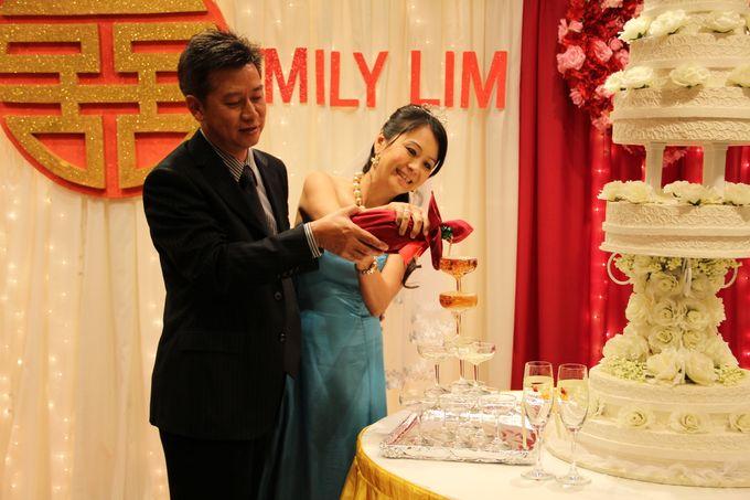 Wedding Dinner - Chinese by Echale Salsita - 007
