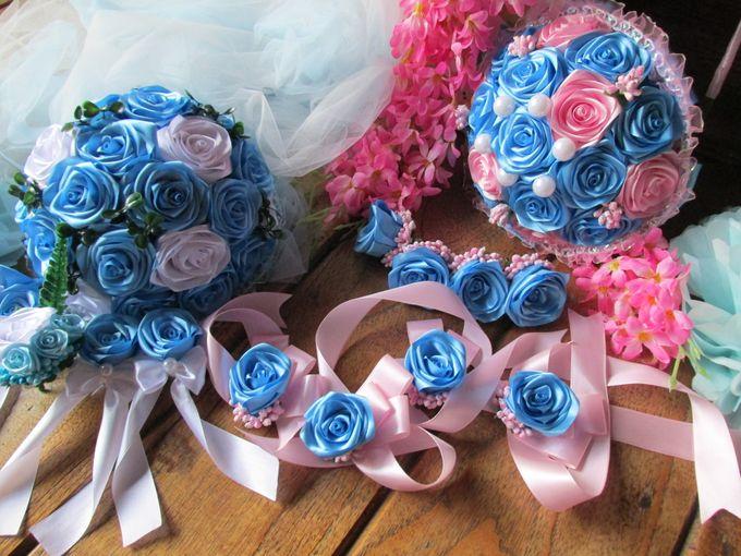 Sky blue theme by Letizia Wedding - 009