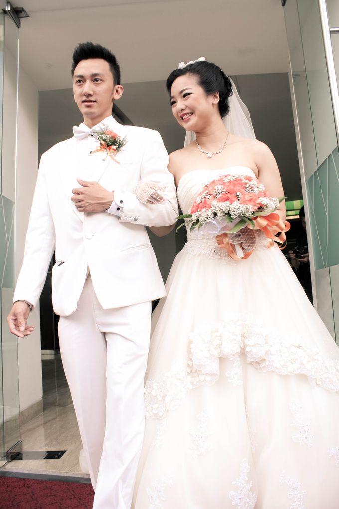 Mega & Evan - Wedding Day Candid Photoshoot by My Creation Art - 002