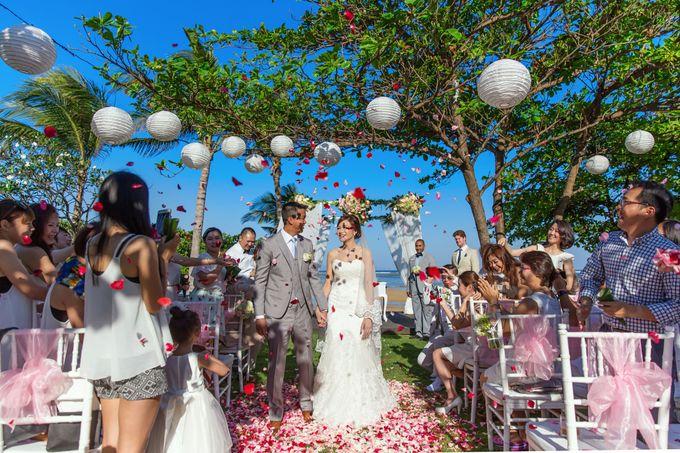 WEDDING ALEX & YITING by Fairmont Sanur Beach Bali - 013