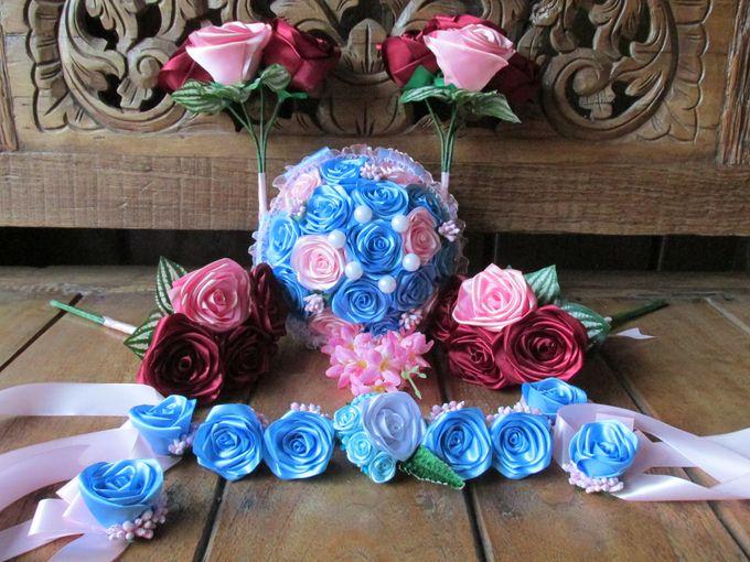 Sky blue theme by Letizia Wedding - 010