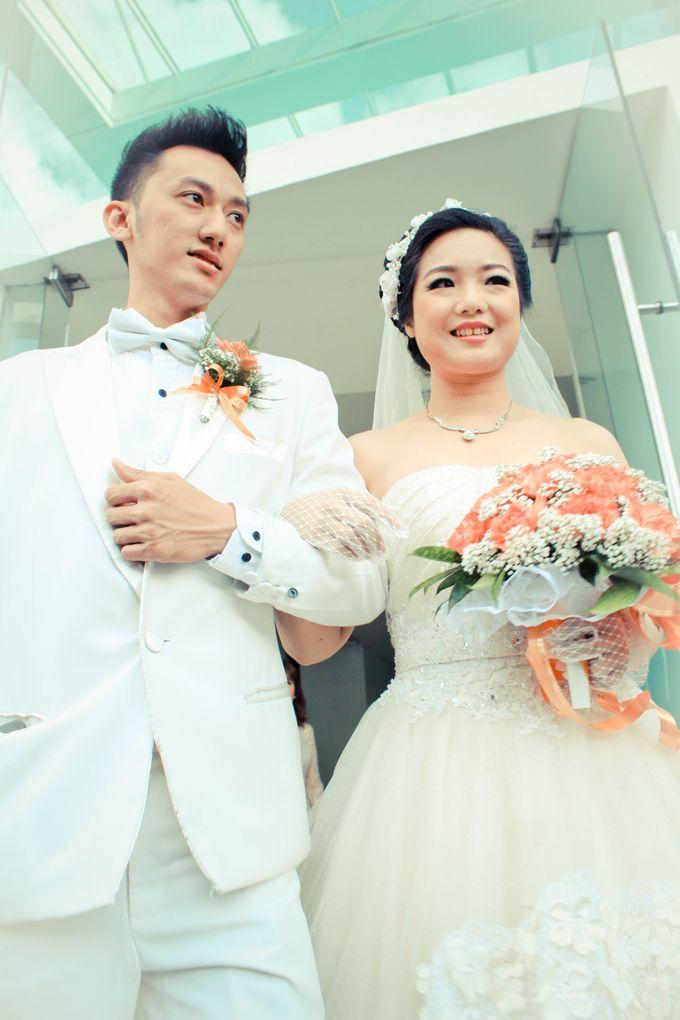 Mega & Evan - Wedding Day Candid Photoshoot by My Creation Art - 003