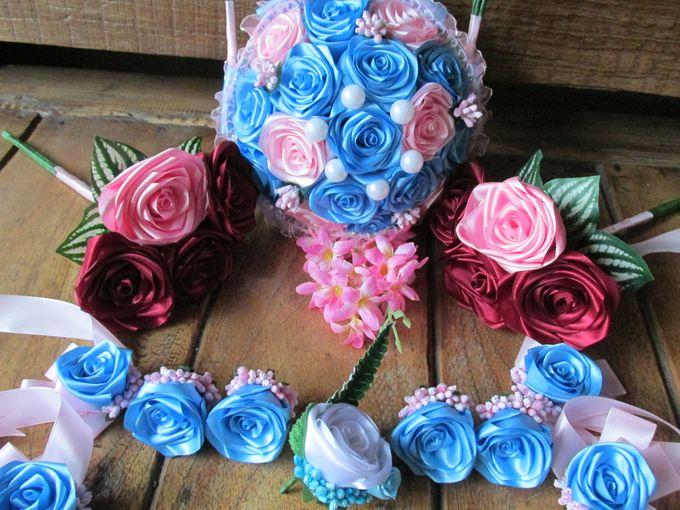 Sky blue theme by Letizia Wedding - 011