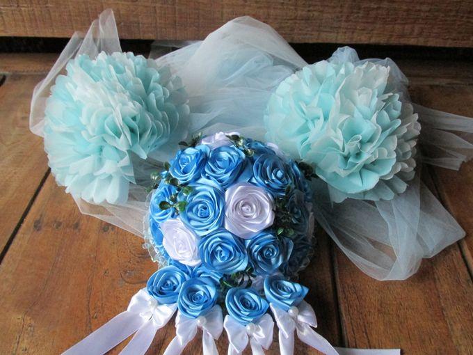 Sky blue theme by Letizia Wedding - 002