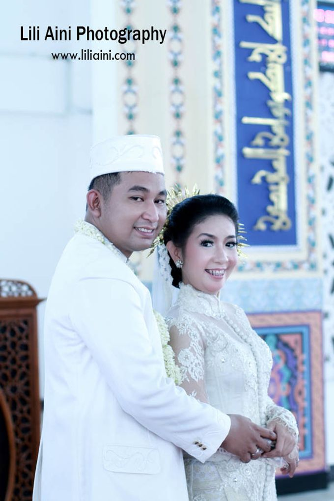 Anjung & Adhetiya Wedding by Lili Aini Photography - 007