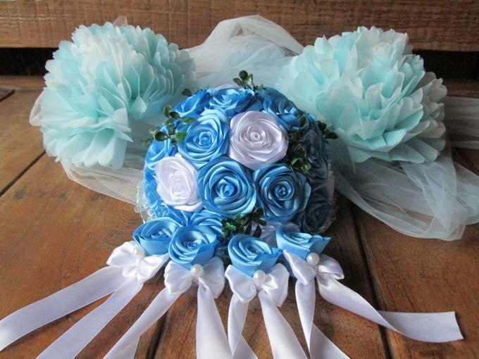 Sky blue theme by Letizia Wedding - 003