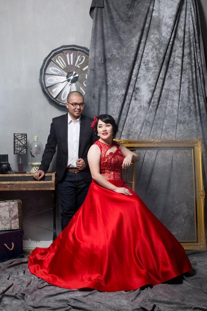 Kris & Suryani prewedding by Artinie - 017