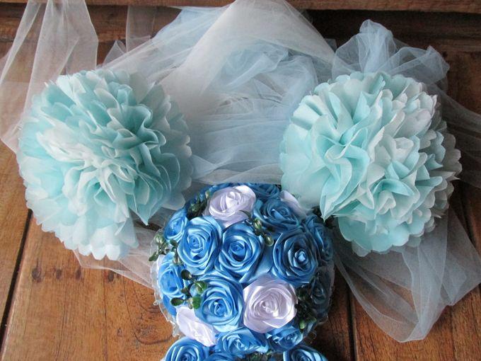 Sky blue theme by Letizia Wedding - 001