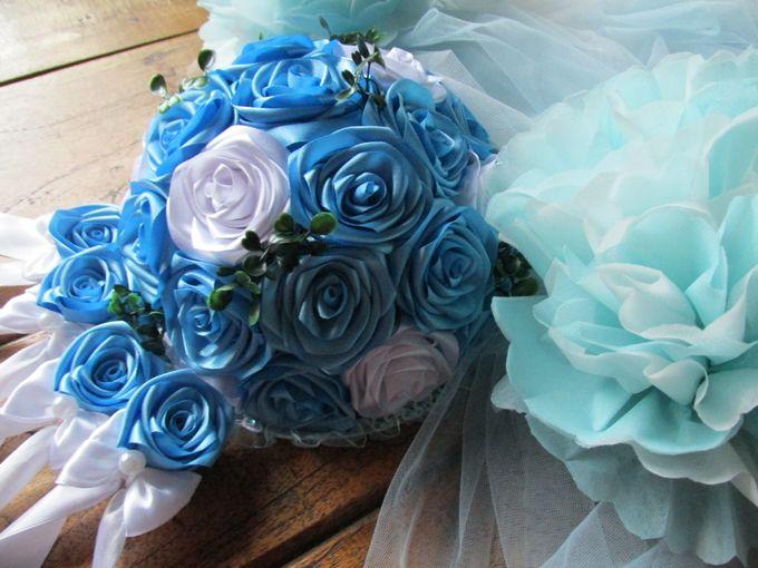 Sky blue theme by Letizia Wedding - 005