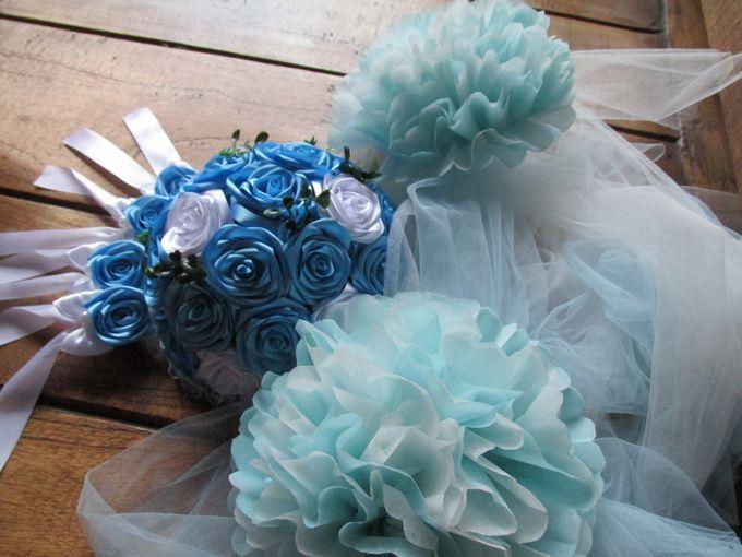 Sky blue theme by Letizia Wedding - 006