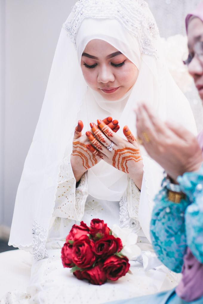 Nina & Alif Solemnization Event by Hanif Fazalul Photography & Cinematography - 007