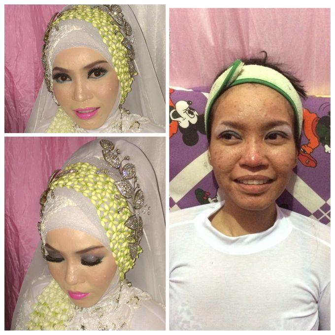 Tambahkan ke board salon ratu bridal by salon ratu samarinda 001