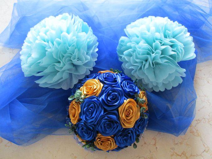 Dark blue theme by Letizia Wedding - 001