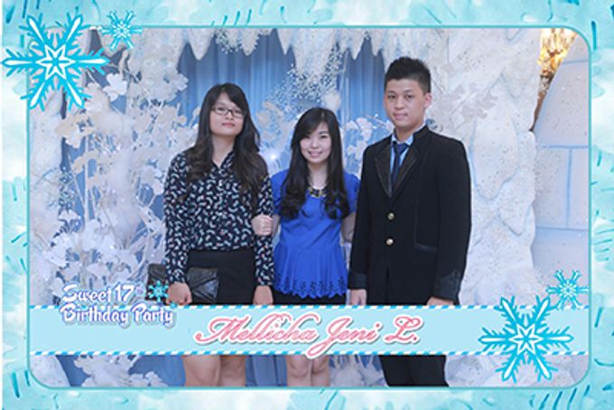 Mellicha Birthday Party by After 5 Photobooth - 033