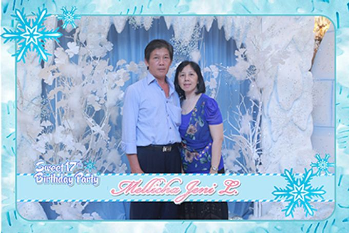 Mellicha Birthday Party by After 5 Photobooth - 034
