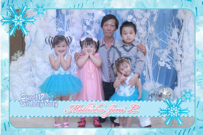 Mellicha Birthday Party by After 5 Photobooth - 035