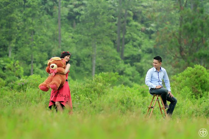 Anggun & Riyan Prewedding by MSB Photography - 011
