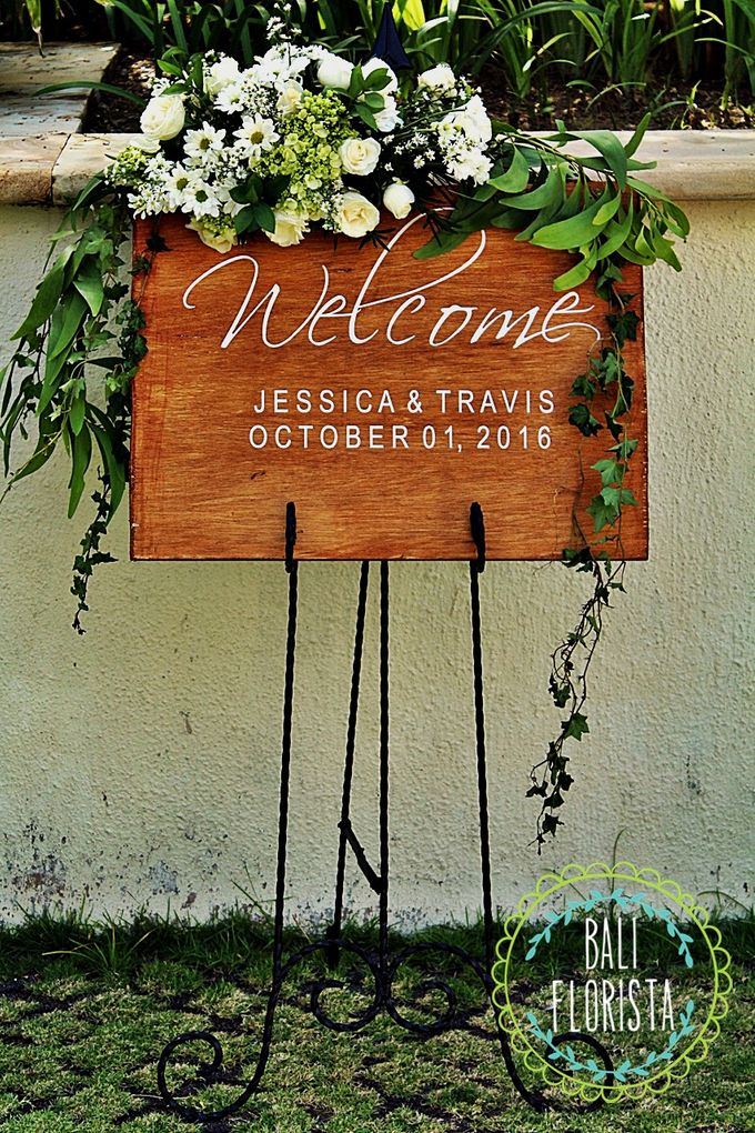 Chic, Natural, Rustic!! by Bali Florista - 005