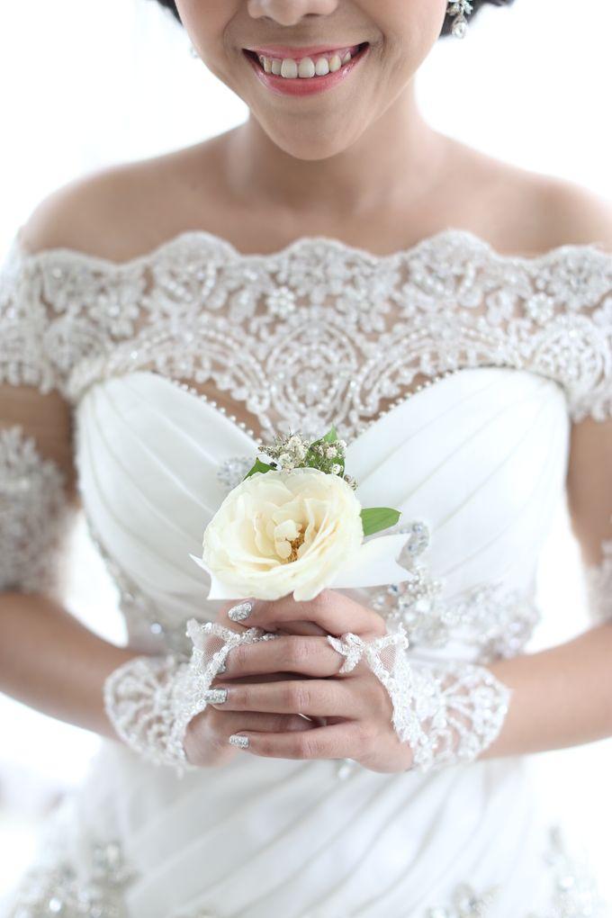 International Concept Wedding Ryan Sandra by Gester Bridal & Salon Smart Hair - 001
