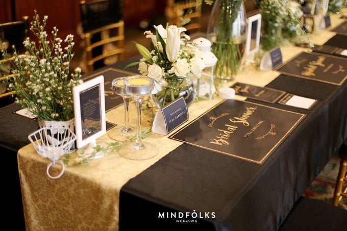 Nina Zatulini bridal shower by MERCANTILE PENTHOUSE WEDDING - 001