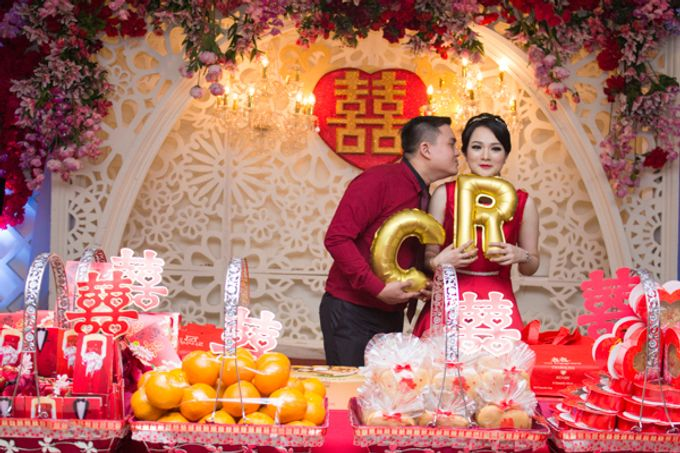 Engagement of Rendy & Charolina by CS Photography - 002