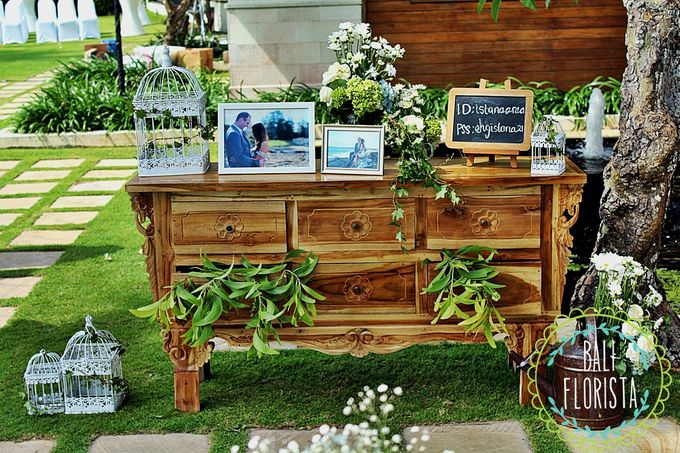 Chic, Natural, Rustic!! by Bali Florista - 009